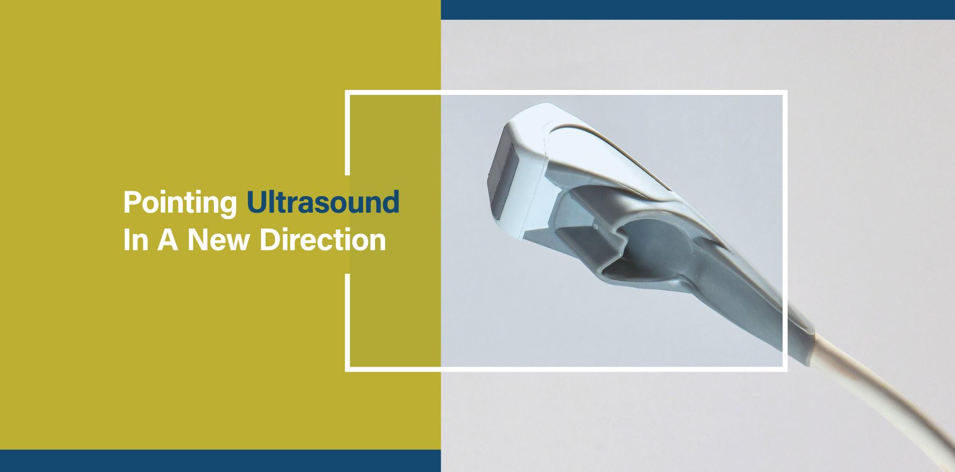 Sonivate Dual Plane Ultrasound Probe